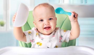 L'alimentation de bébé de 0 à 3 ans