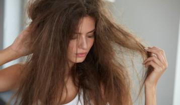 Cheveux secs : que faire ?