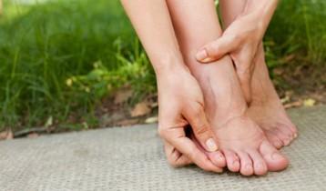 Quand vos pieds vous font mal !