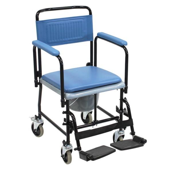 Chaise Garde Robe Pliante A Roulettes Ocean Wc Medicalises