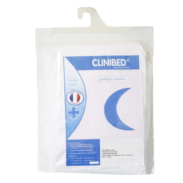 Clinibed prot ge matelas imperm able incontinence - Protege matelas incontinence ...