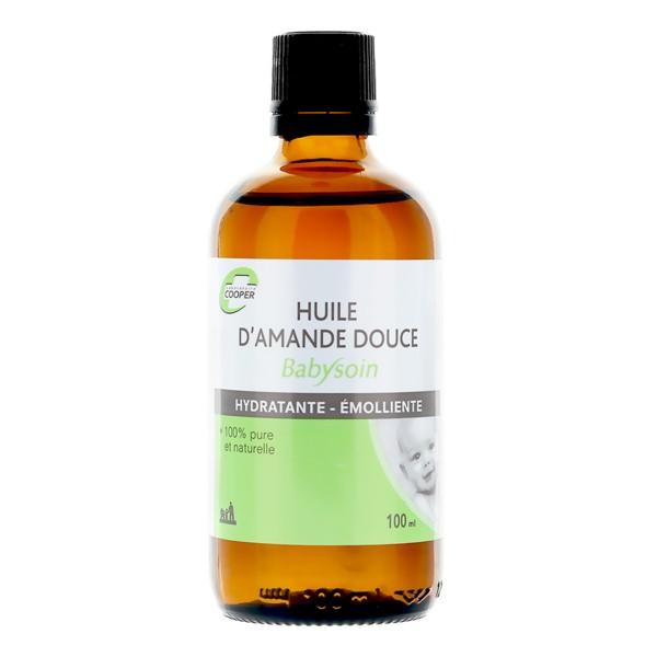 huile amande douce peau