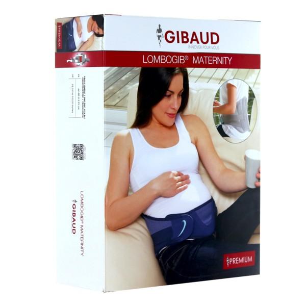 riche et magnifique pas mal emballage élégant et robuste Gibaud Lombogib Maternity ceinture de grossesse