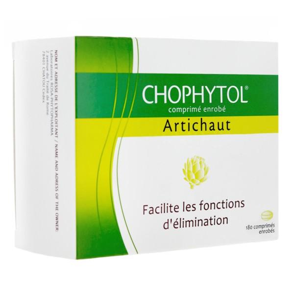 Chophytol fait il maigrir ou nombre de calories par jour