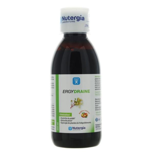 Nutergia Ergydraine 250 - Rétention d'eau - Cellulite