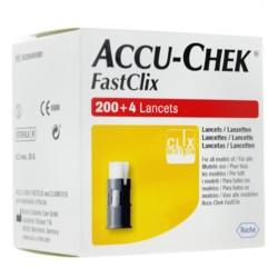 Accu-Chek Fastclix lancettes
