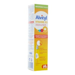 Alvityl Vitamine D3 10 ml