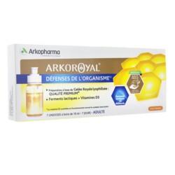 Arko Royal défenses de l'organisme adulte 7 unidoses