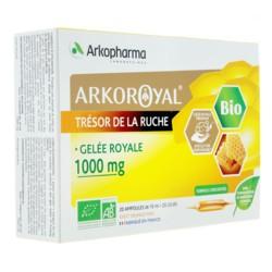 Arkoroyal gelée royale bio 1 000 mg