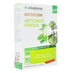 Arkofluides Artichaut Fenouil Bio
