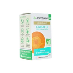 Arkogélules carotte