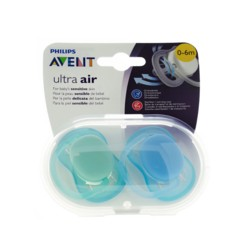 Avent Ultra Air Sucette 0-6 mois