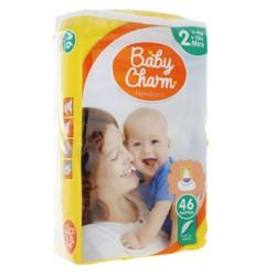 ID Baby Charm Super Dry Couches bébé