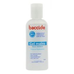 Baccide gel mains peaux sensibles
