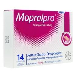 Mopralpro 20 mg
