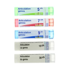 Dose Articulation genou Boiron - Homéopathie - Arthrose..