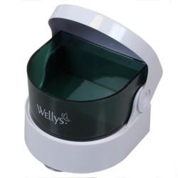Bac de nettoyage vibrant pour dentier