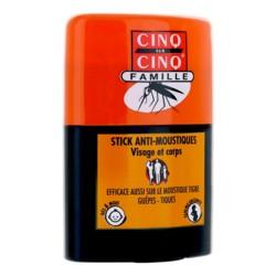 Cinq sur Cinq stick anti-moustiques famille
