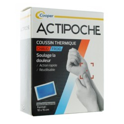 Actipoche Chaud/Froid coussin thermique