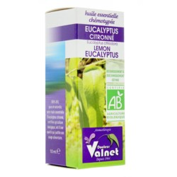 Dr Valnet Huile essentielle Eucalyptus citronné