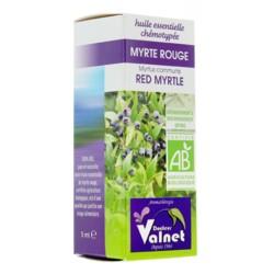 Docteur Valnet huile essentielle bio myrte rouge