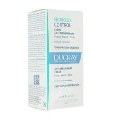 Ducray Hidrosis Control Crème anti-transpirante