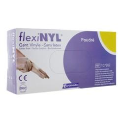 Gants vinyle poudrés Flexinyl