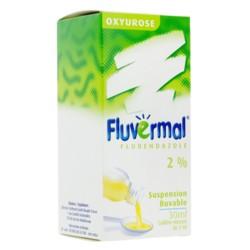Fluvermal 2 % sirop