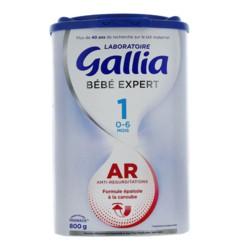 Gallia Bébé Expert lait Anti-Régurgitations 1er âge