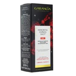 Garancia Immortal Express Shot sérum activateur cellulaire