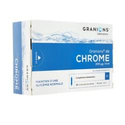 Granions Chrome 200 µg ampoules