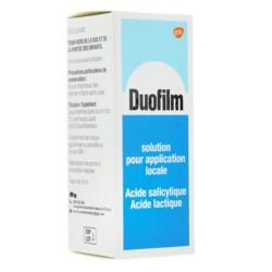 Duofilm solution
