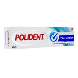 Polident Total Action Crème fixative