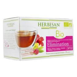 Herbesan infusion bio n°12 élimination