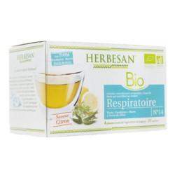 Herbesan infusion bio Respiratoire