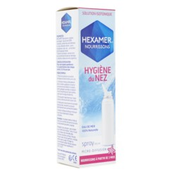 Hexamer Nourrissons hygiène du nez spray nasal