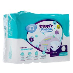 ID Comfy Junior XS changes complets
