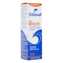Stérimar Nez bouché spray nasal hypertonique