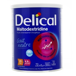 Delical Maltodextridine poudre