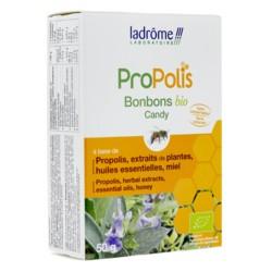 Ladrôme Propolis bonbons bio