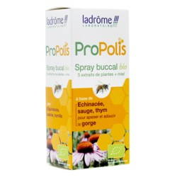Ladrôme Propolis spray buccal bio