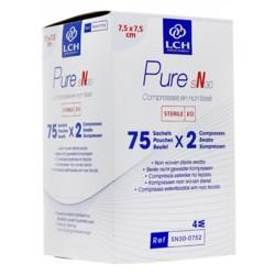 LCH Pure compresse non tissée stérile