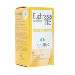 Lehning Euphrasia Complexe n°115 gouttes
