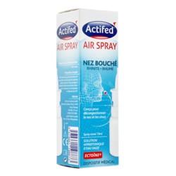 Actifed Air Spray Nez bouché