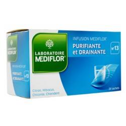 Médiflor infusion purifiante et drainante