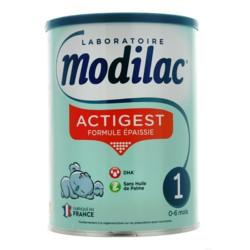 Modilac Expert Actigest lait 1er âge