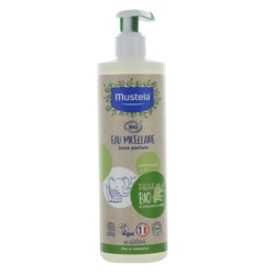Mustela eau micellaire bio