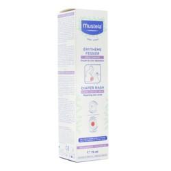 Mustela spray change érythème fessier