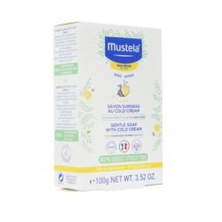 Mustela Bébé Savon surgras au cold cream