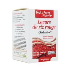 Nat&Form Levure de riz rouge
